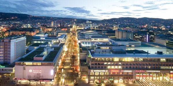 Städtetrip Stuttgart