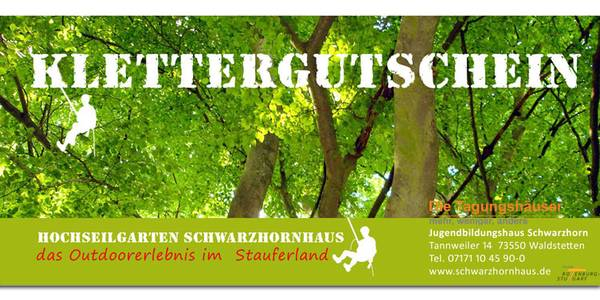 Unser Geschenktipp Schwarzhornhaus